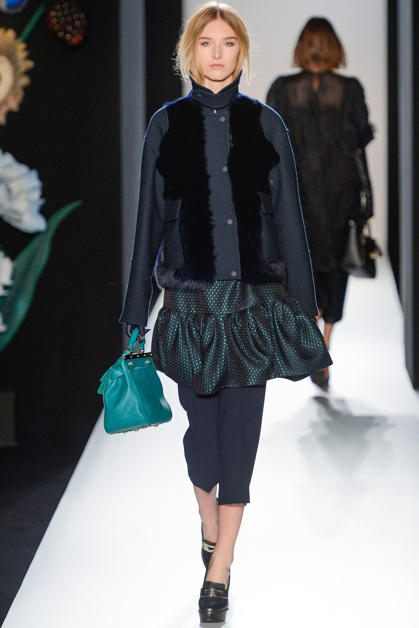 foto Mulberry FallWinter 2014-2015 Collection – London Fashion Week