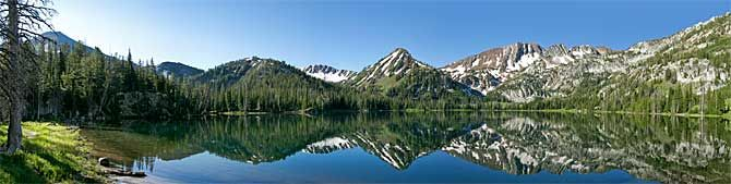Aneroid Lake In The Eagle Cap Wilderness Favorite Places