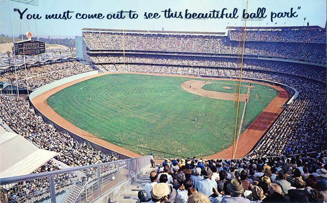 Dodger Stadium 1962 Dodger Stadium Stadium Dodgers