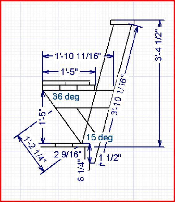 Deck Bench, Deck Railings, Deck