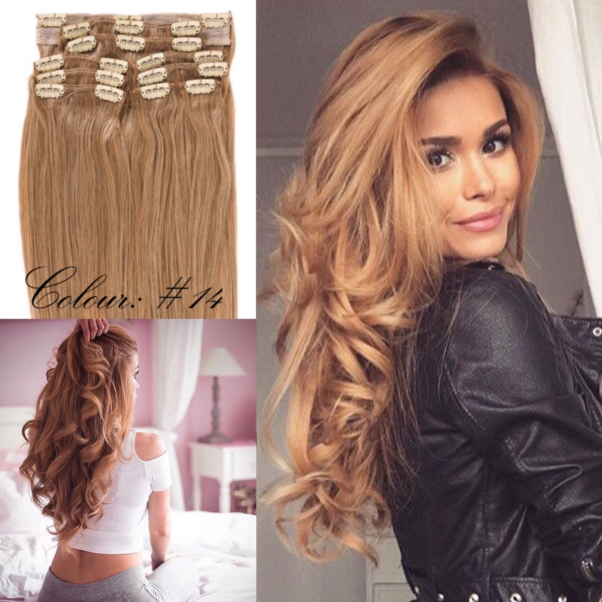 Get A Voluminous Linger Hair Instantly Using Clip In Victoria Hair