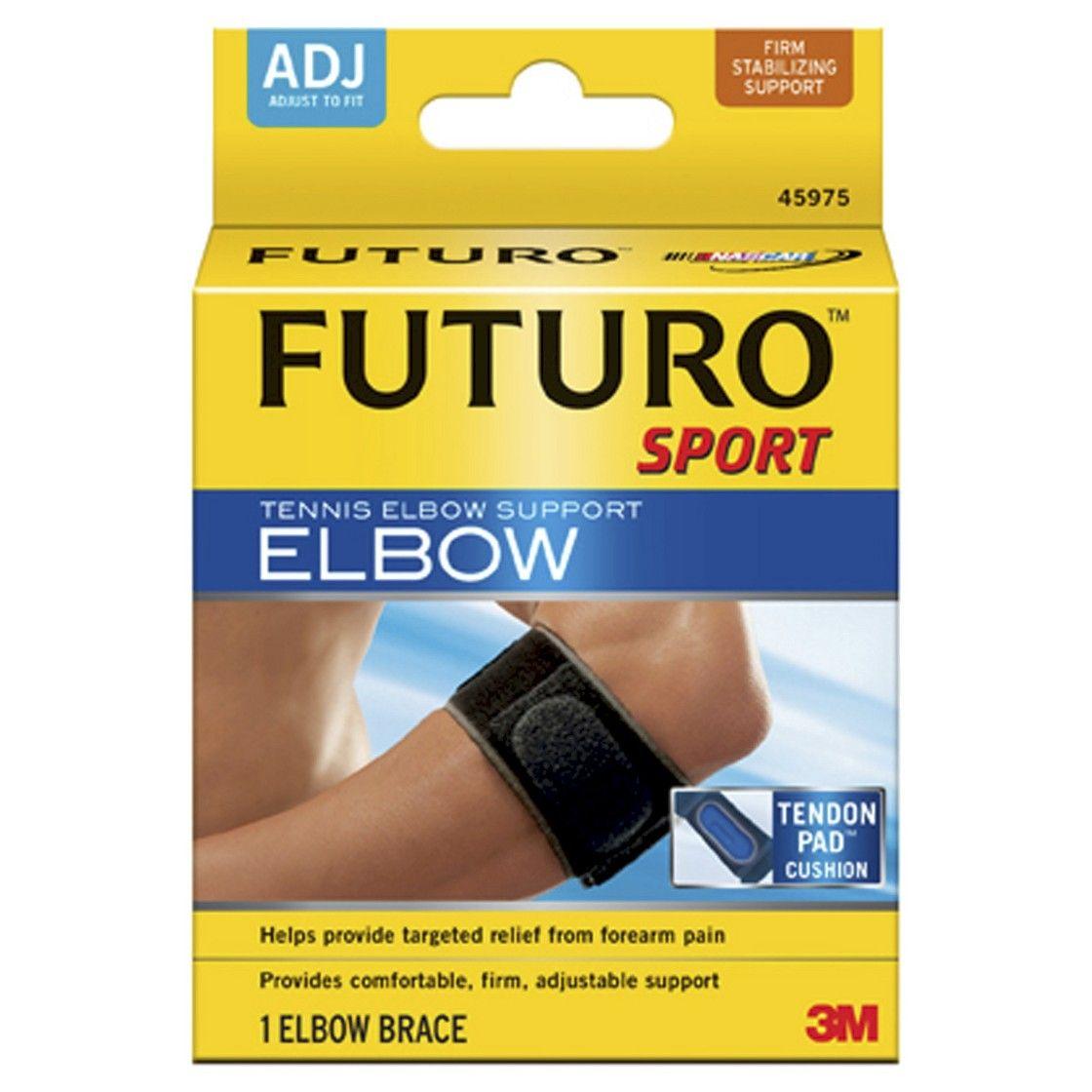 FUTURO Tennis Elbow Strap Adjustable size 1ct Tennis