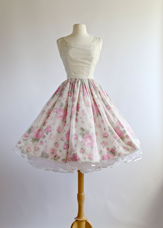 Vintage s dress vintage s prom dress s party dress