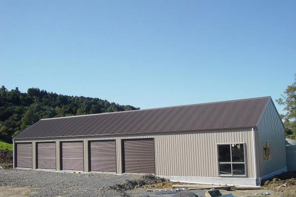 Steel buildings prices list of pre engineered metal for Pre engineered garage