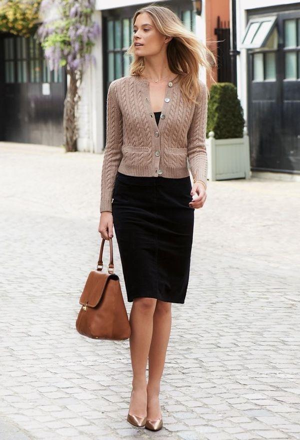 одежда для девушек на работу