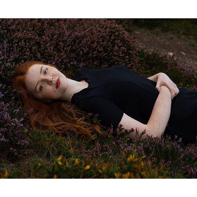 Redhead women of the week
