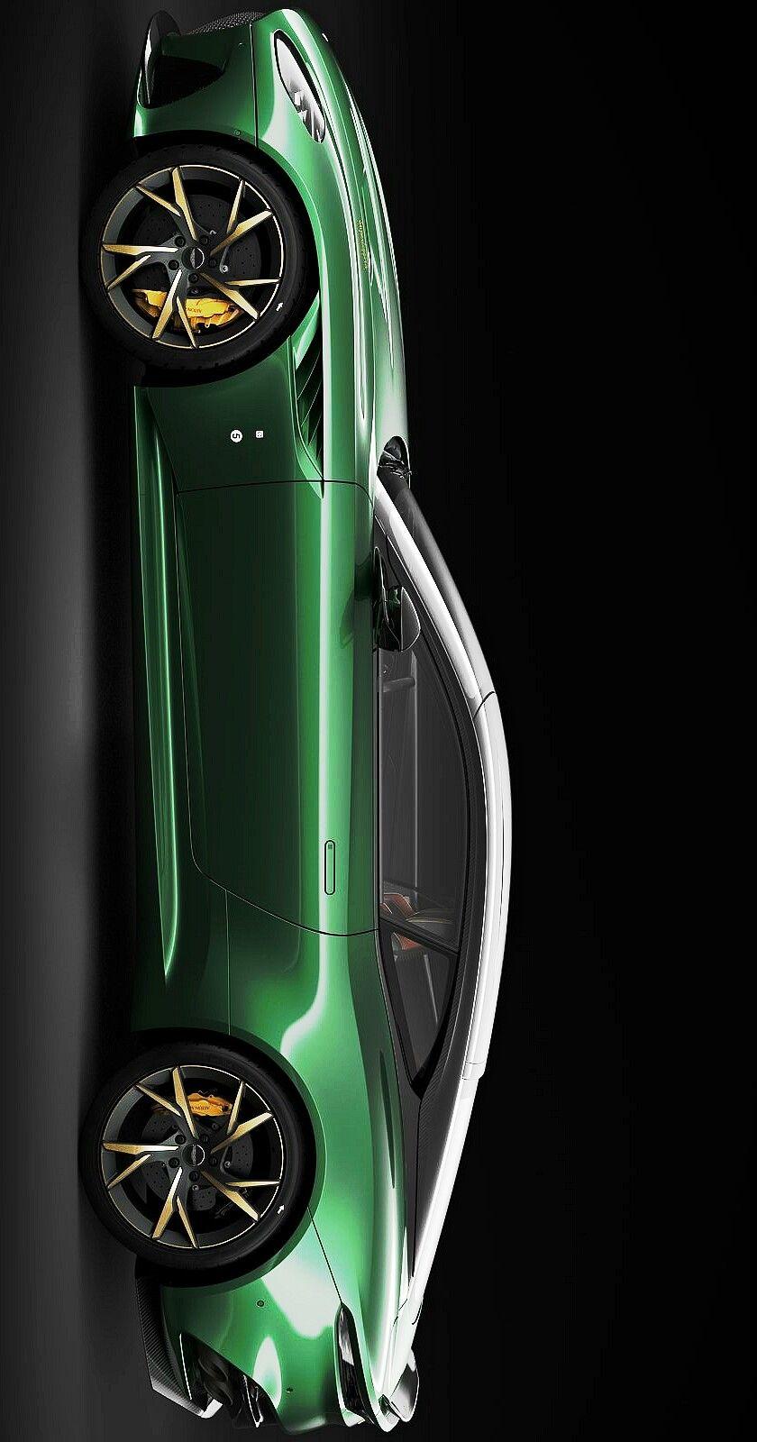 2019 Aston Martin Dbs 59 Enhanced By Vonmonski Arabalar Araba