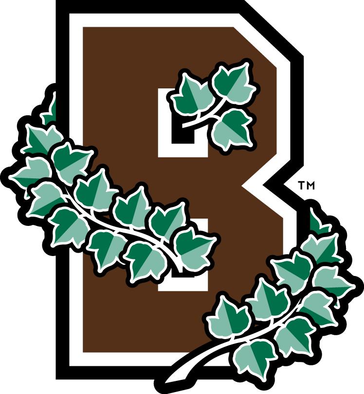 Brown Bears Alternate Logo Brown University Brown University Bears Brown Bear