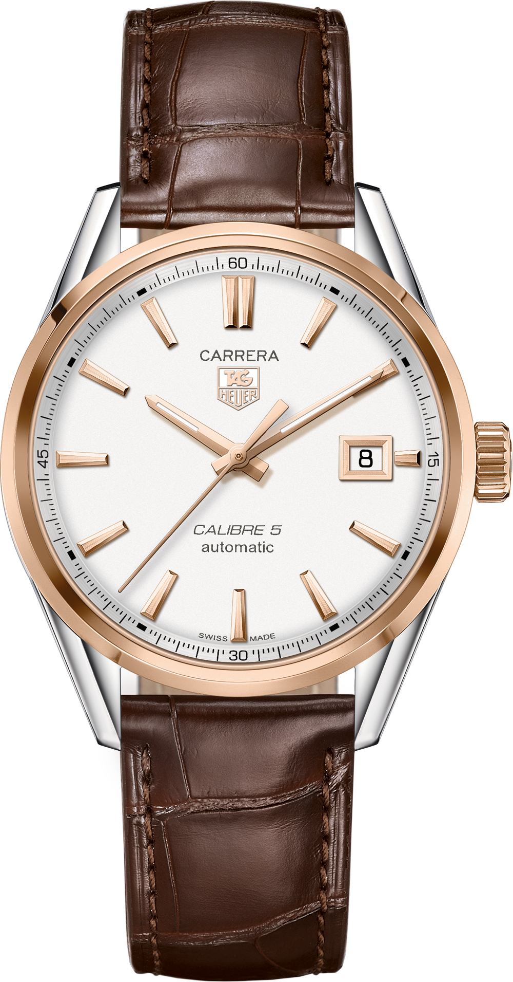 TAG HEUER CARRERA Calibre 5 in 2019 | watches