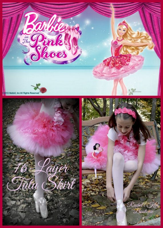 Matching Barbie And Me Dream Dress Up Set The Pink Shoes
