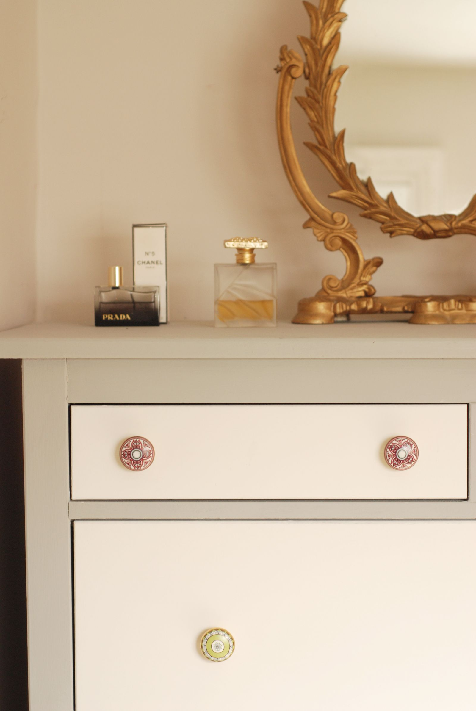 110 weeks and 1 day Chest of drawers makeover, Chest of