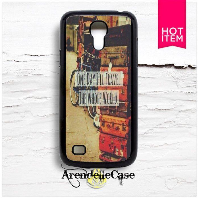 Travel Whole World Samsung S4 Mini Case