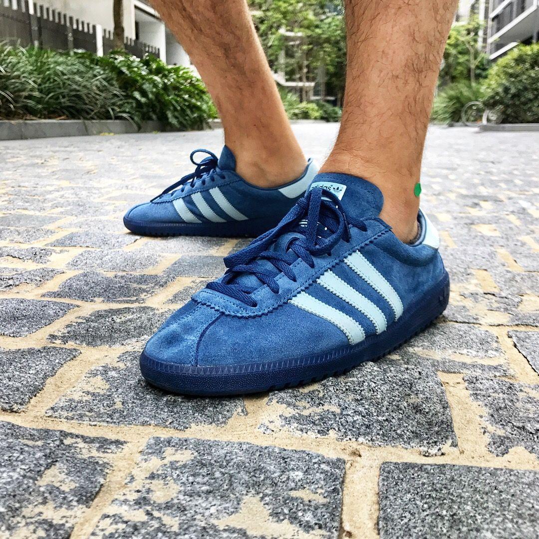 Originals 2019 Adidas BermudaSneakers En Calaveras c54AR3jLq