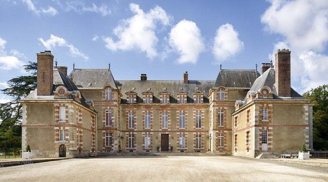 Plan de la maison » Le Domaine du Tremblay - FR (78) » Châteauform'