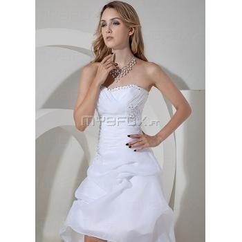 Robes bustier soiree pas cher