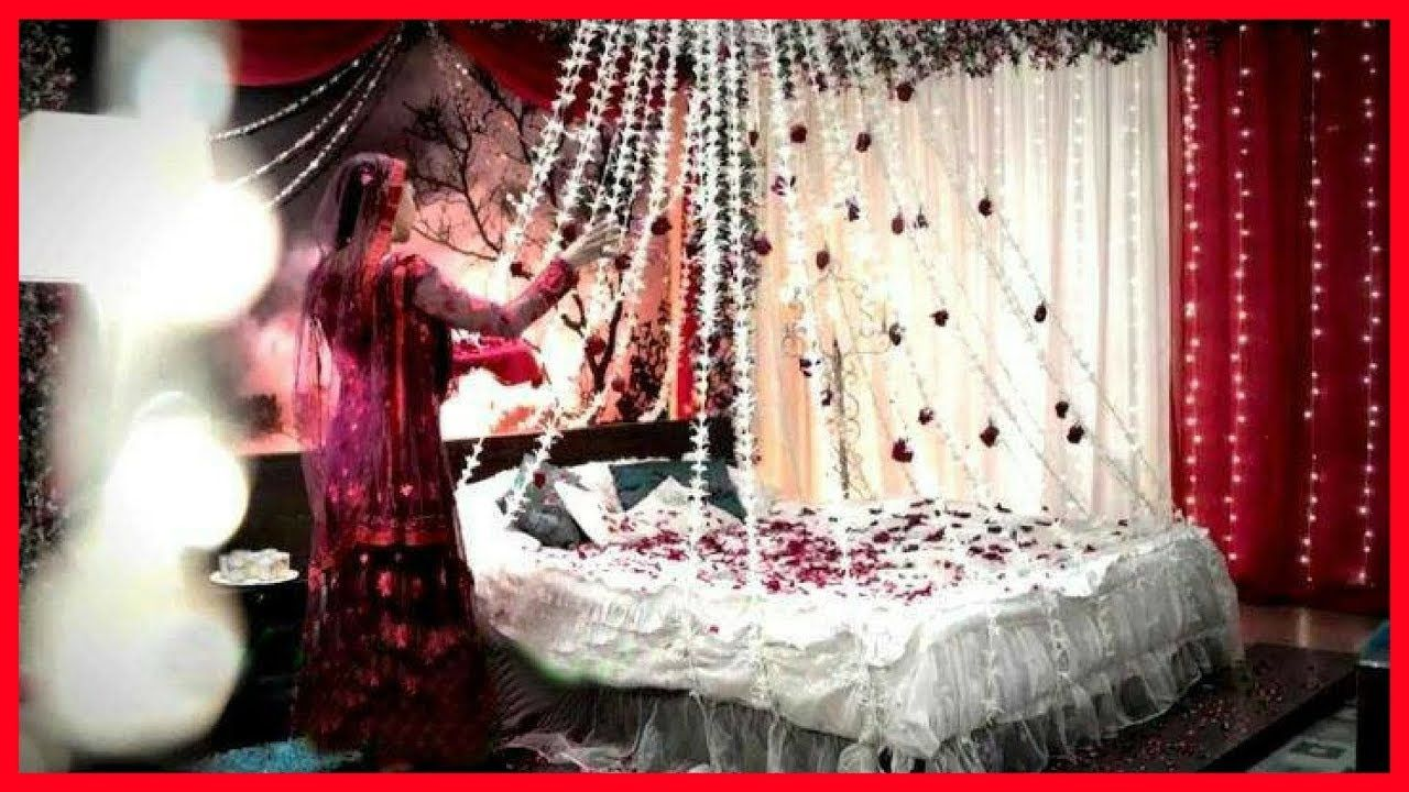Latest Wedding Couple Room Decorations Cool Ideas Couple