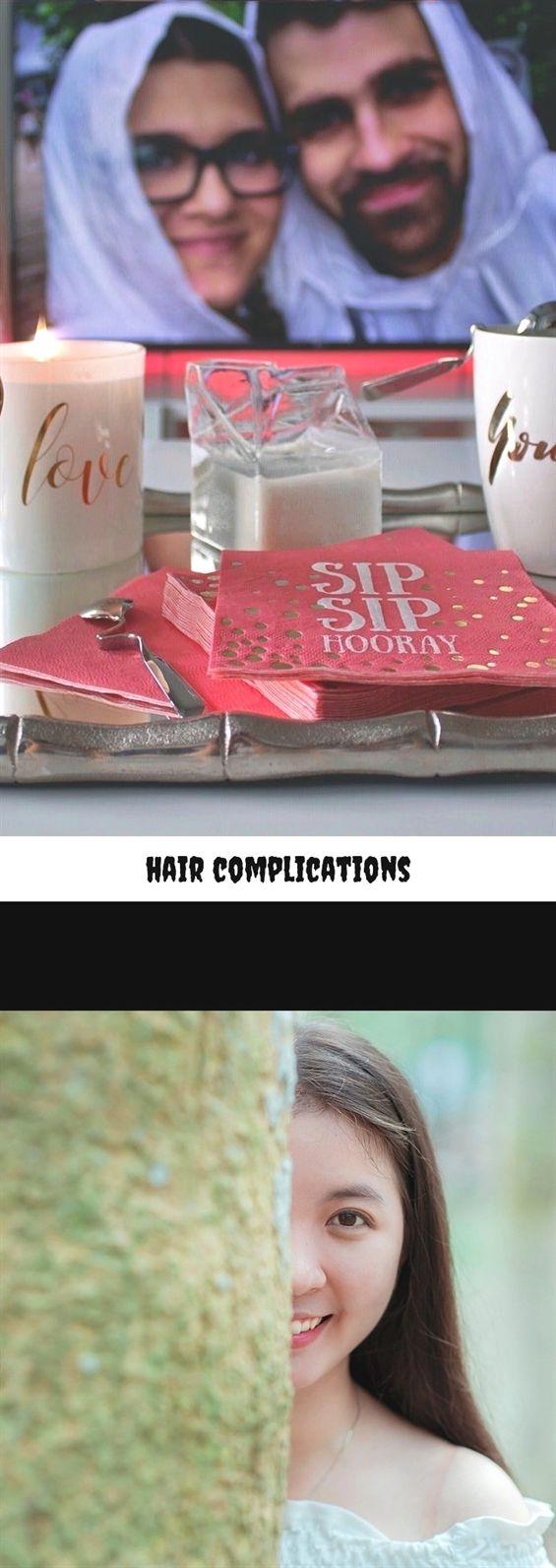 Hair complications hair journey app hair