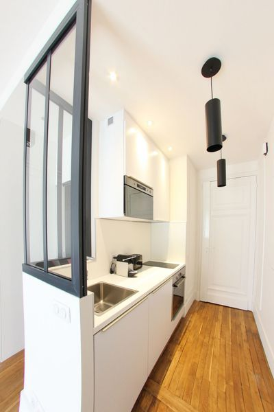 cuisine avec bar  atelier  ouverte   12 cuisines con u00e7ues par un architecte