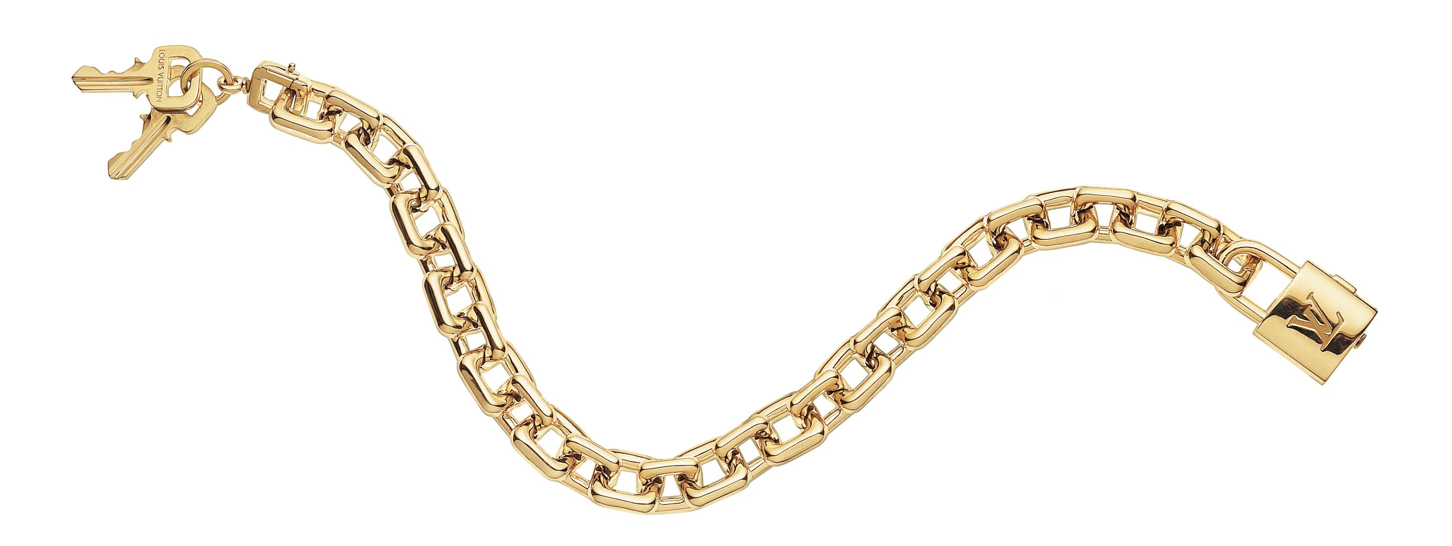 The louis vuitton charms bracelet is on our lvwishlist this holiday