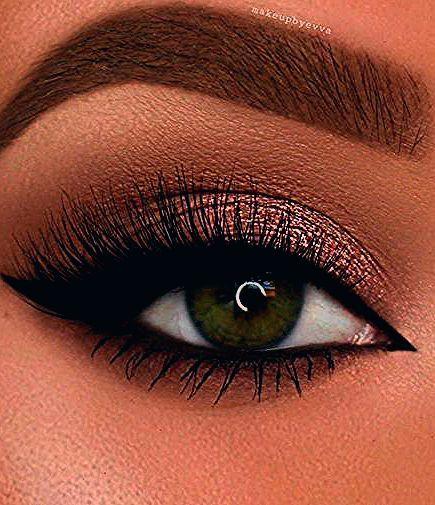 Photo of 51 Beste Lidschatten-Make-up-Ideen für braune Augen