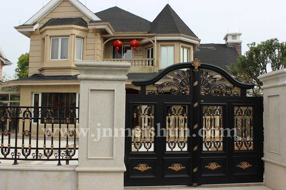 Give 500 cash coupon latest house gate designs buy for Small home main door
