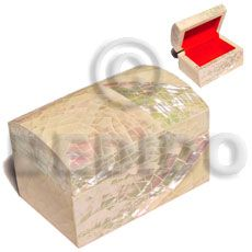 South East Asia Green Shell Cracking Wood Casing Gifts Home Table