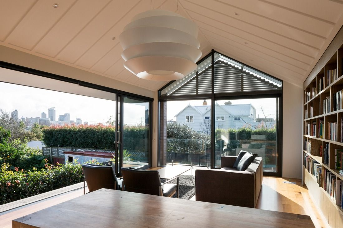 Parnell Cottage/Villa Additions Salmond Reed Architects