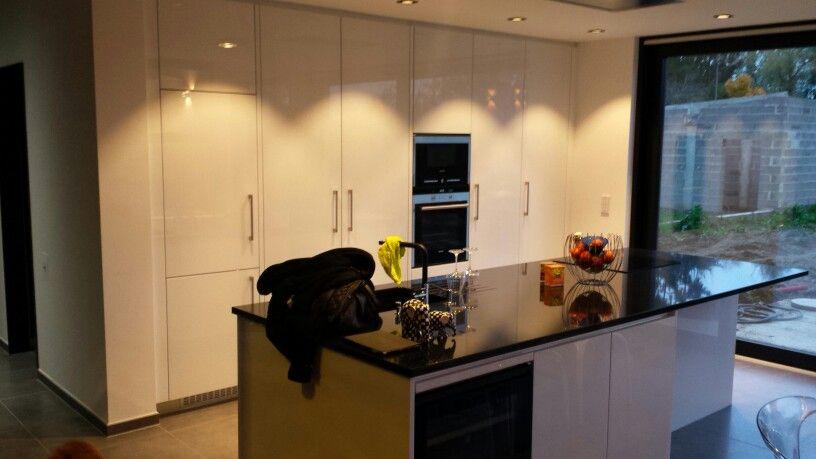 Kuchyňská linka - Lucemburk #dbdesign
