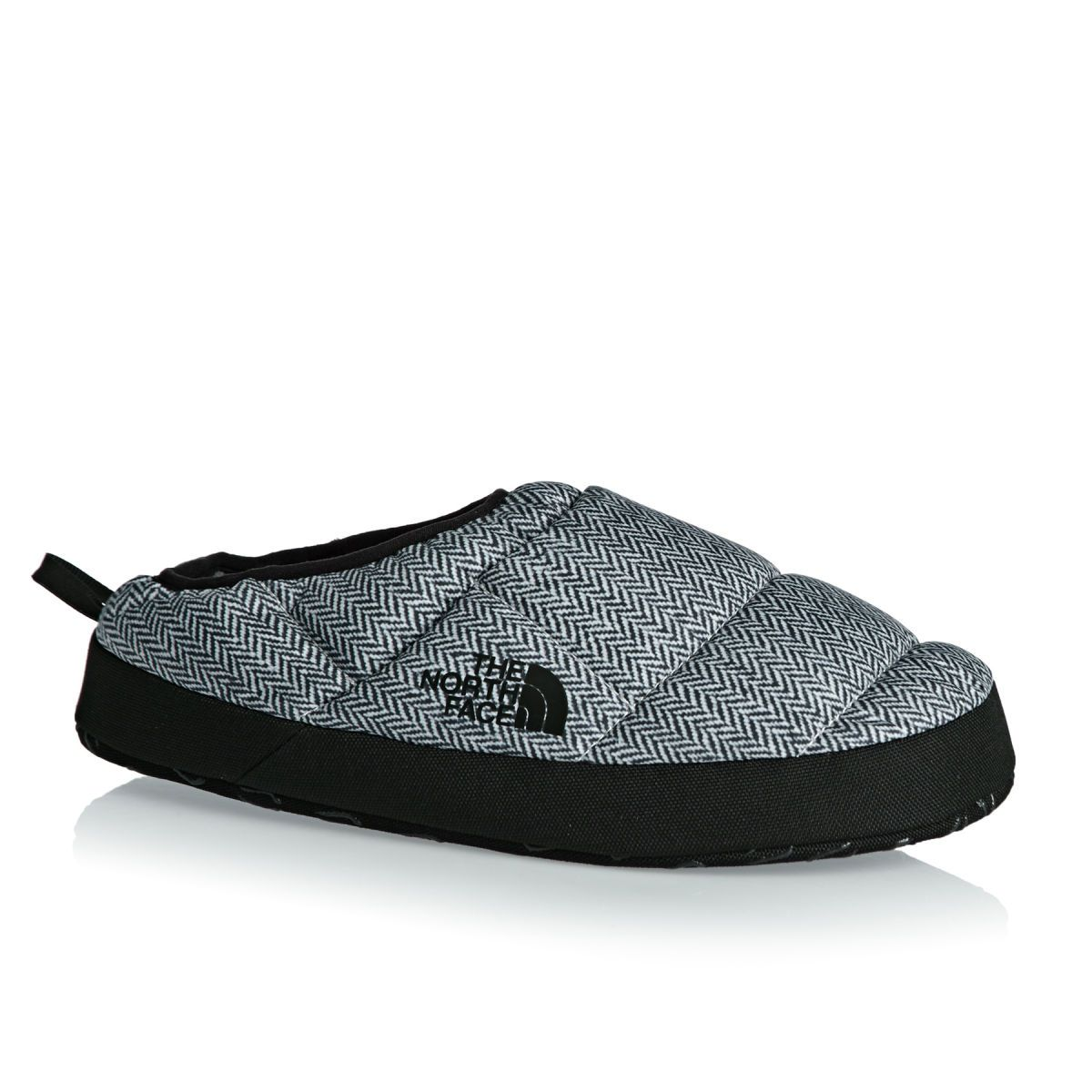 The North Face Nse Tent Mule III Slippers - Tnf Black Jumbo Herringbone Print/tnf  sc 1 st  Pinterest & The North Face Nse Tent Mule III Slippers - Tnf Black Jumbo ...