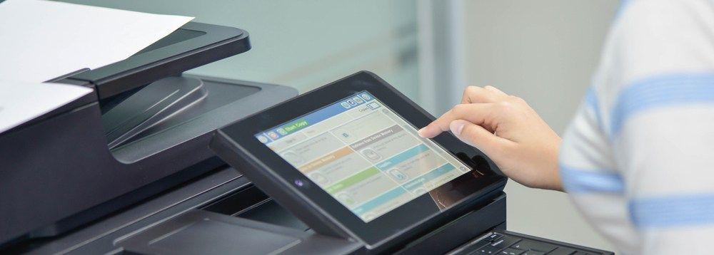 La impresora que no utiliza tinta: quema el papel