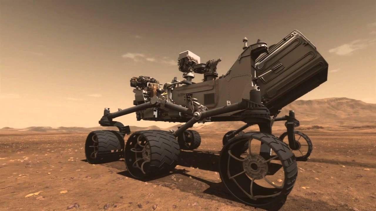 curiosity rover wiki - 1280×720