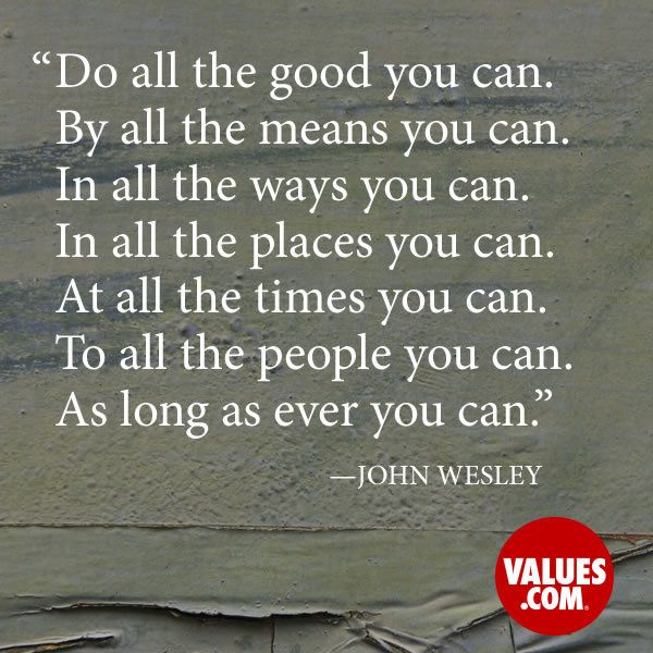 An Inspiring Quote By John Wesley About Generosity Passiton Www