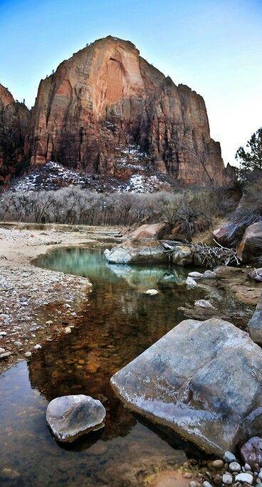 Zion Valley, Utah [1249x937] [OC] : EarthPorn