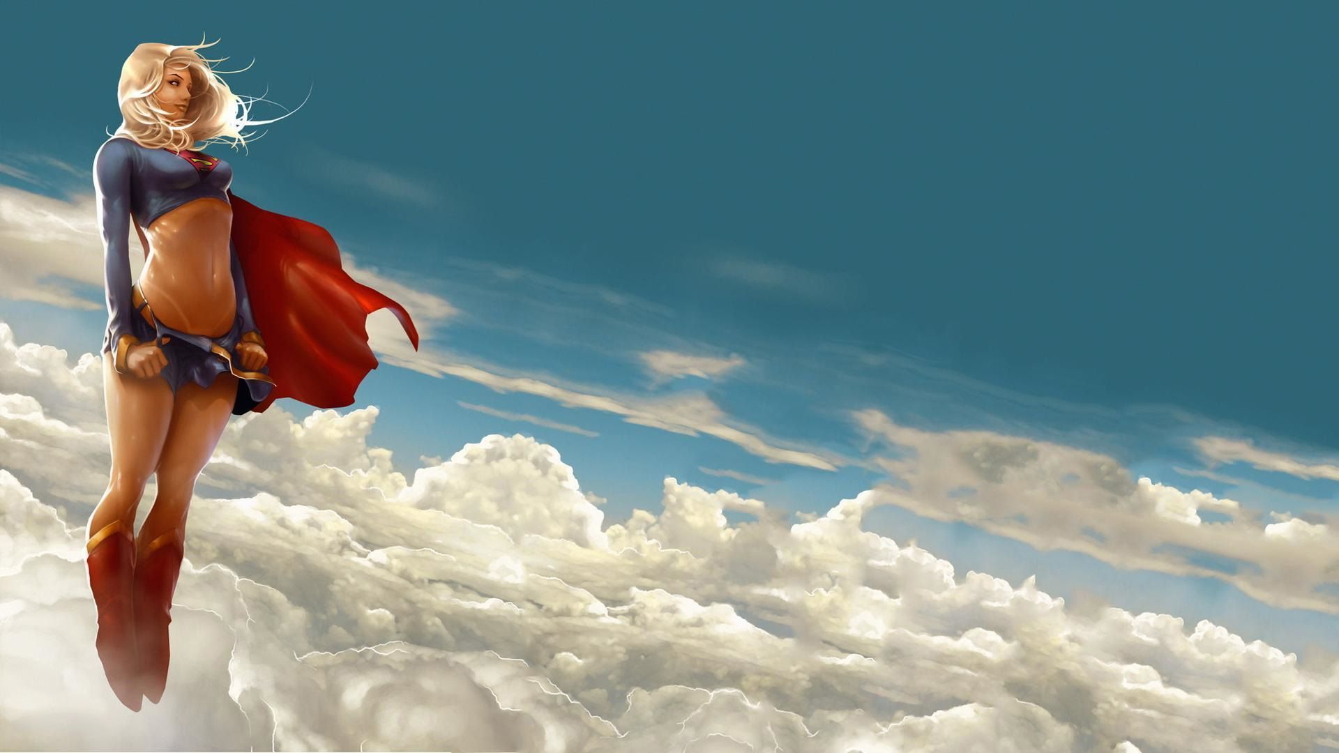 My Background Blog supergirl wallpaper 1920×1080