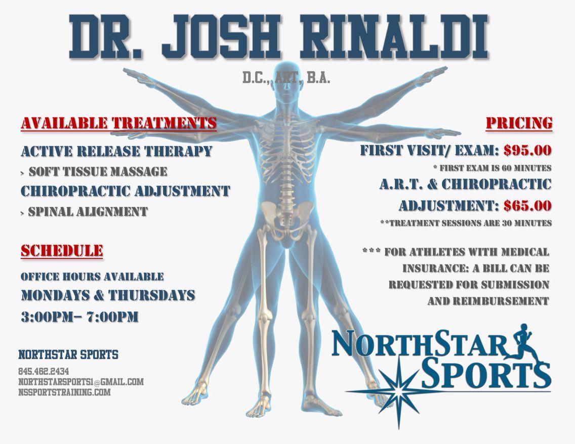 Dr josh rinaldi chiropractic art care chiropractic
