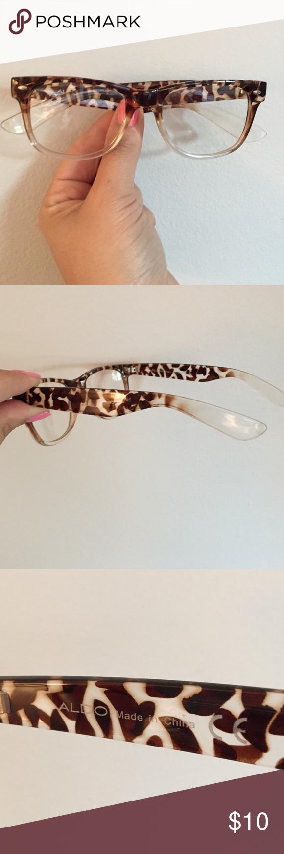 456835cc2b68 Aldo fake glasses Super cute glasses! No prescription. ALDO Accessories  Glasses