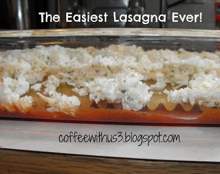 The Easiest Lasagna EVER! | Coffee With Us 3