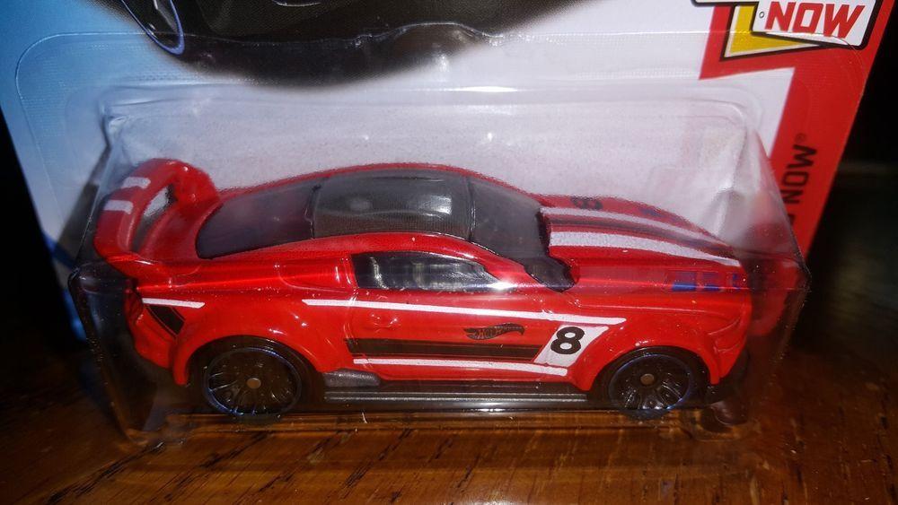 Hot Wheels Custom 12 Ford Mustang Hw Workshop 2015 Hw Drift