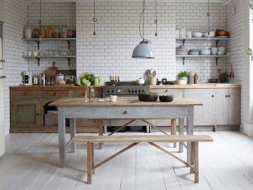 r sultat de recherche d 39 images pour cuisine boheme chic cuisine gris bois pinterest. Black Bedroom Furniture Sets. Home Design Ideas