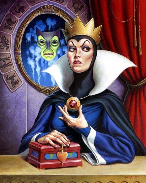 "Jason Edmiston, ""The Evil Queen"""