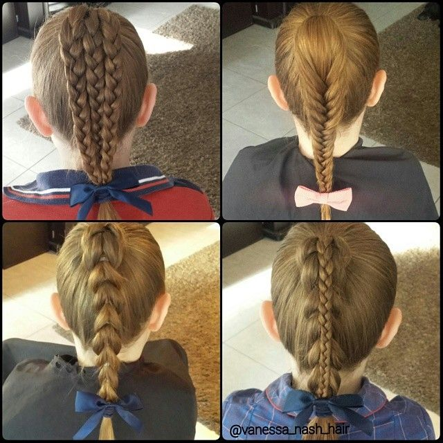 cool quick hair ideas school