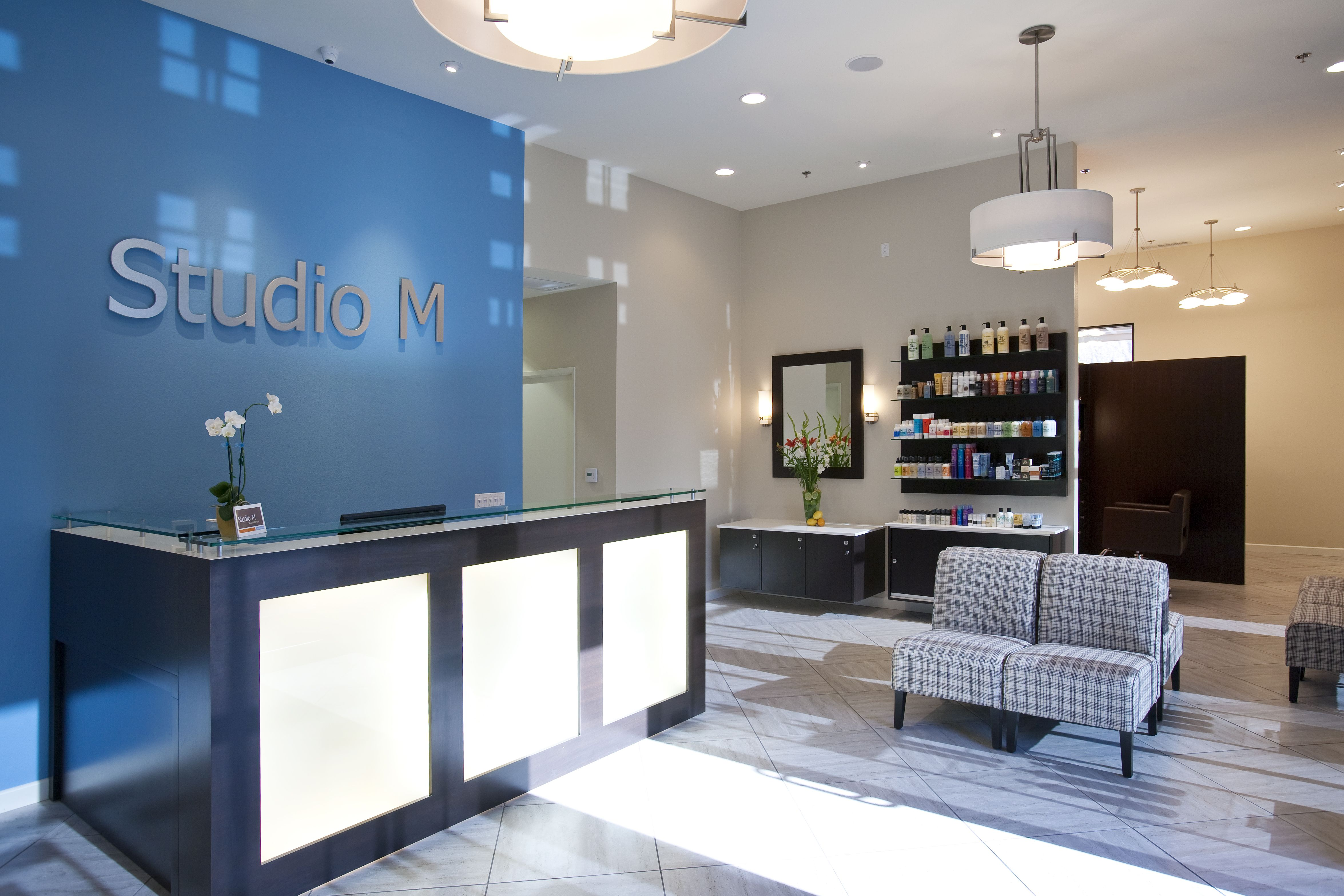 Studio M Salon & Spa, Palm Springs, Ca