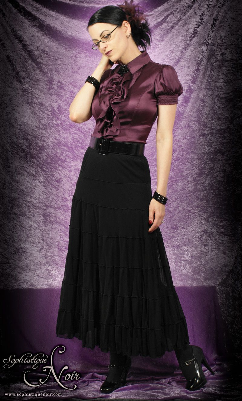 work outfits archive - sophistique noir - | black as midnight iii