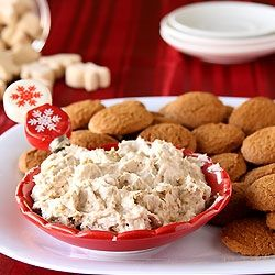 Gingerbread Cheesecake Dip by chocolatemoosey