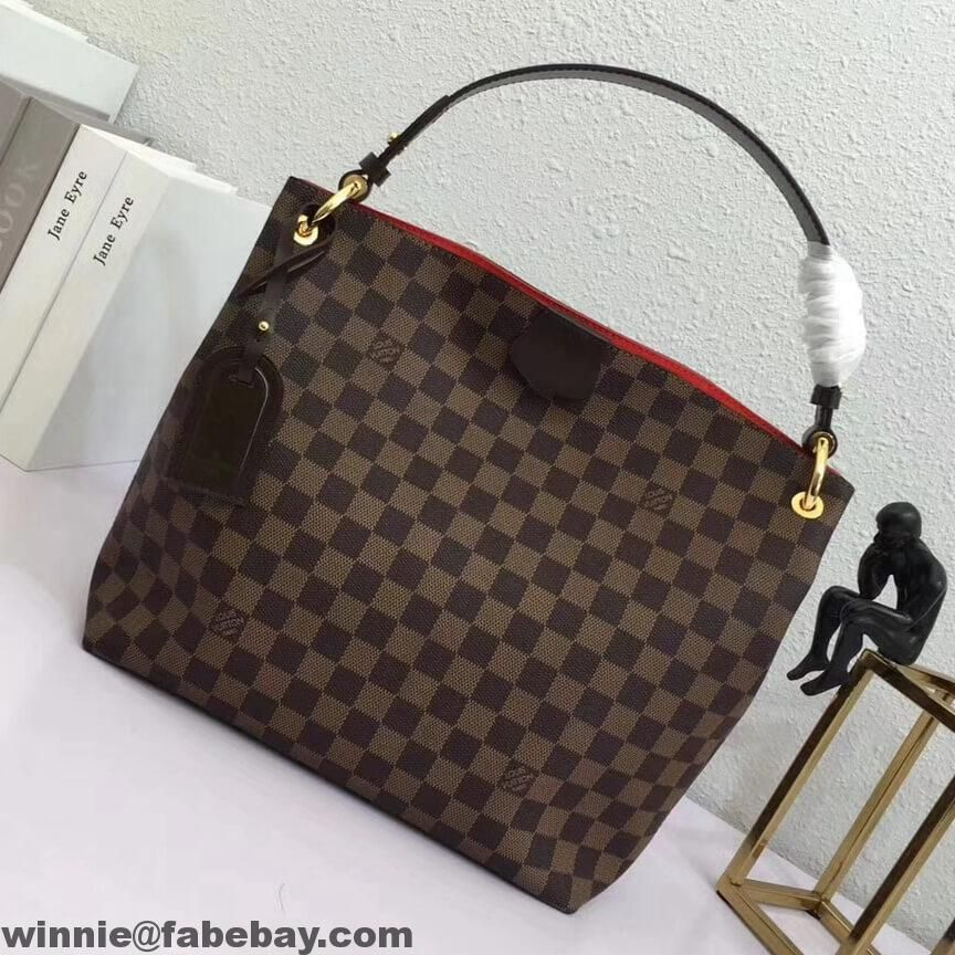41c9821a741 Louis Vuitton Monogram Canvas Graceful PM Hobo Bag | Louis Vuitton ...