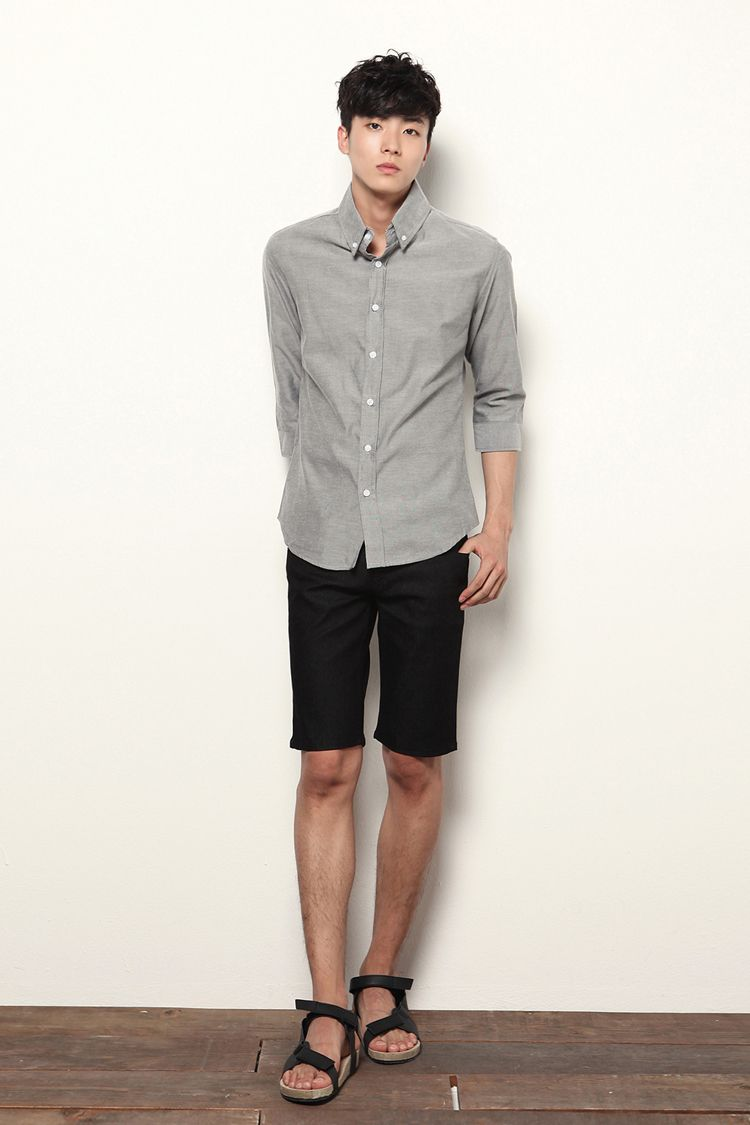 To acquire Trends Fashion in korea men for summer picture trends
