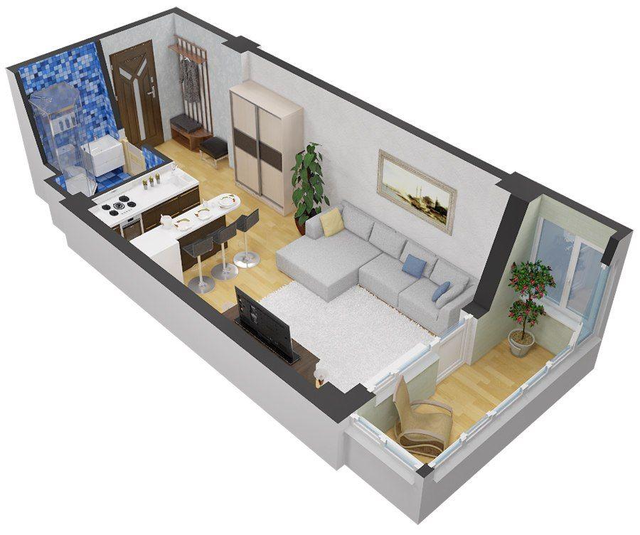 Pin de simeon en housing en 2019 planos de apartamentos for Planos apartamentos pequenos