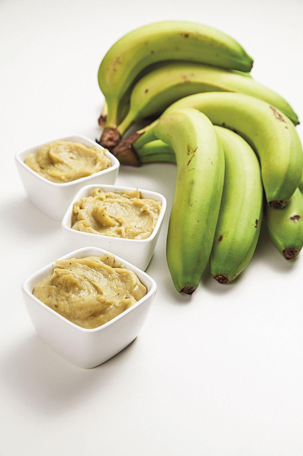 Aprenda Como Fazer Biomassa De Banana Verde Receitas Receitas