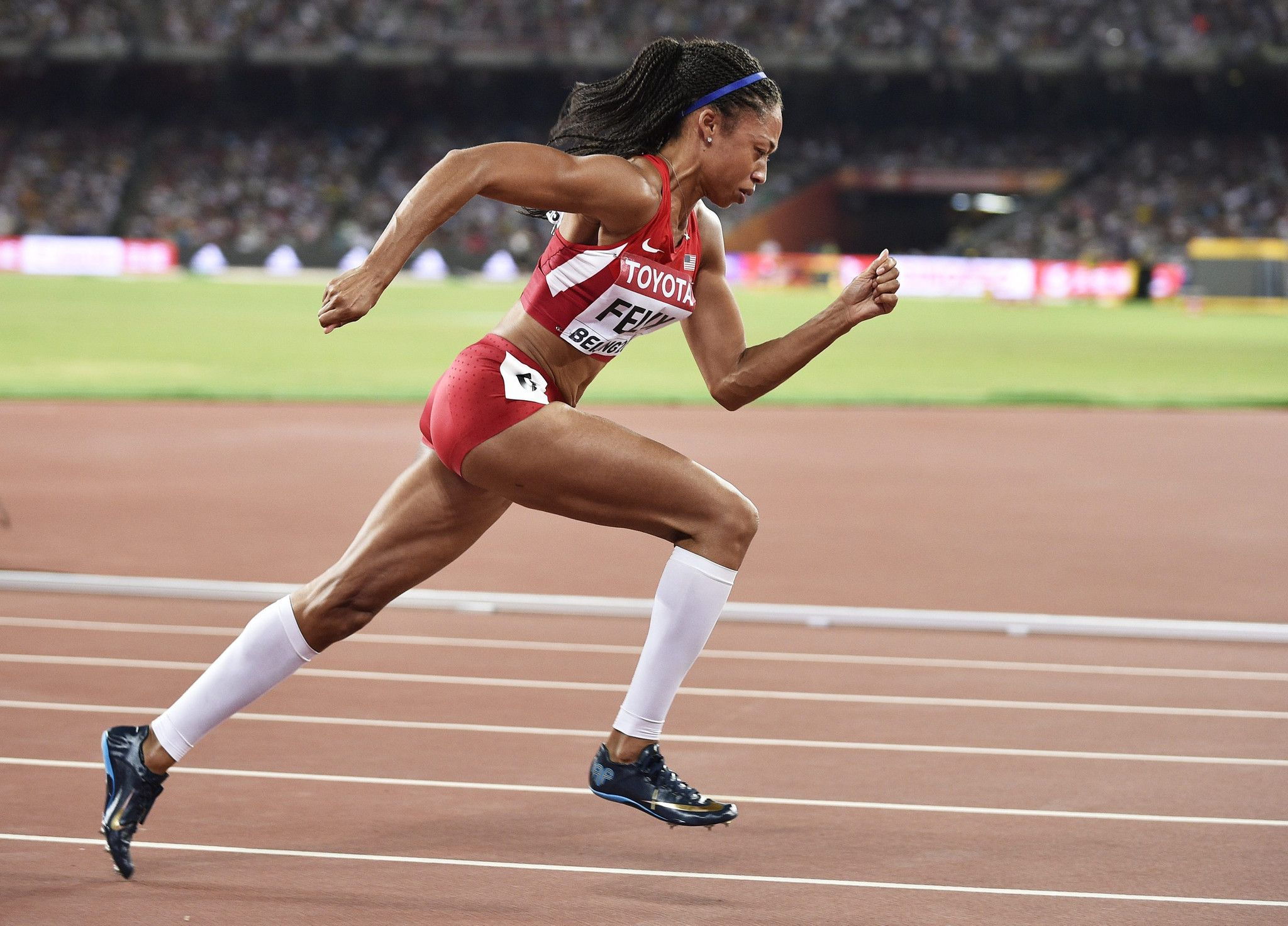 Image result for Allyson Felix