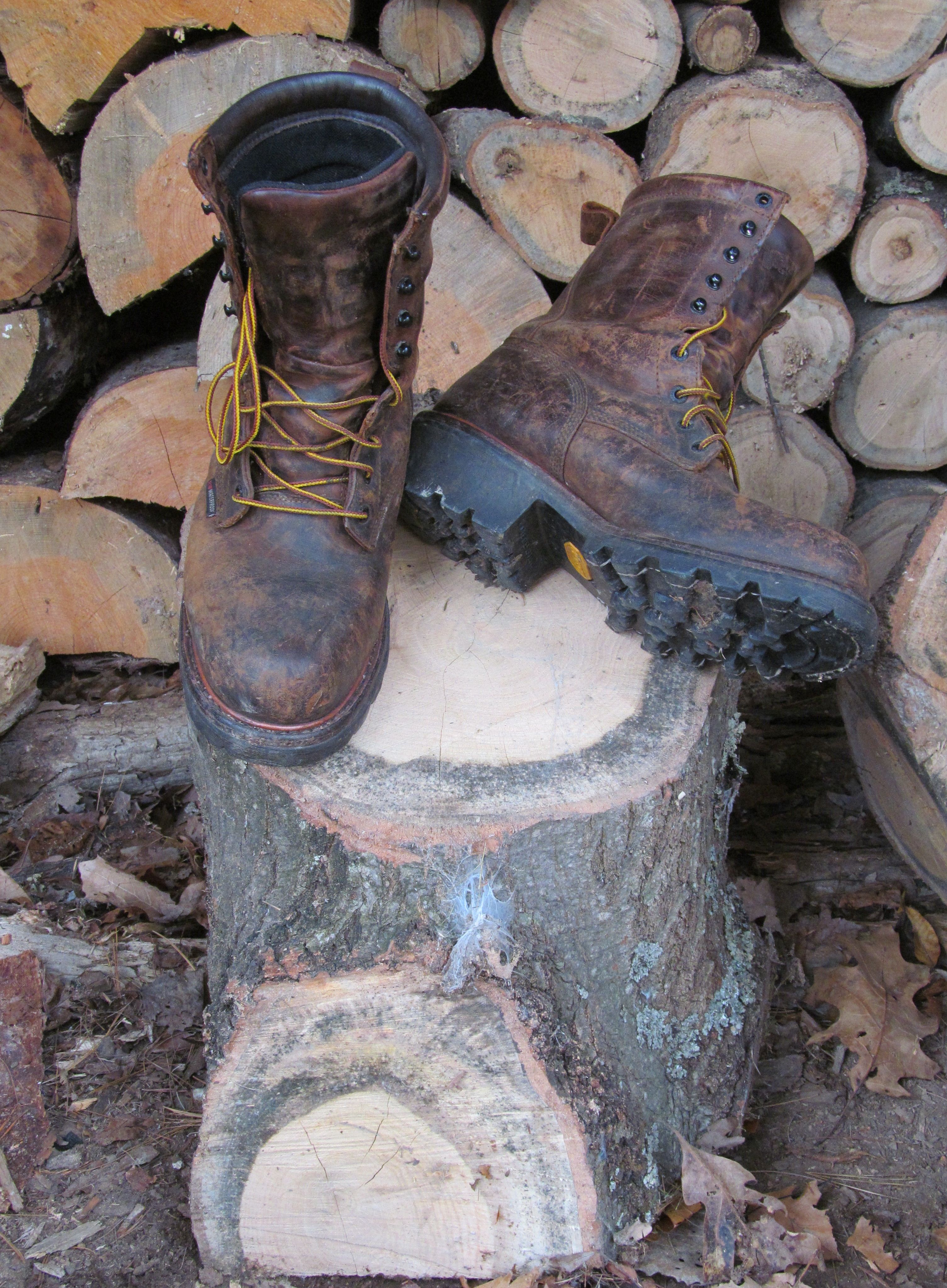 7a997a1fd7e My Red Wing Logger Boots Style # 4417 | Logger boots | Red wing ...
